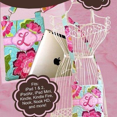 Chloe Crossbody & Tablet Bags Embroidery CD
