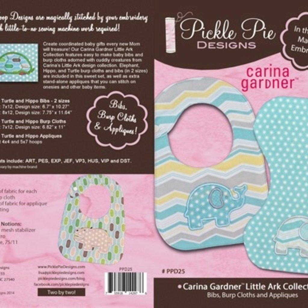 Carina Gardner Little Ark Collection W/ CD