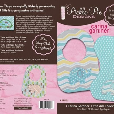 Carina Gardner Little Ark Collection W/ CD