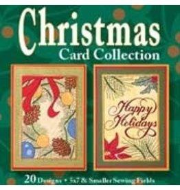 Christmas Card Collection Emb. CD