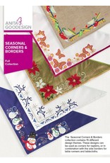 Seasonal Corners & Borders Full Design Pack