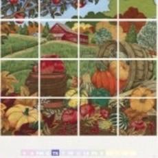 Bountiful Harvest Tile Scene Design Pack