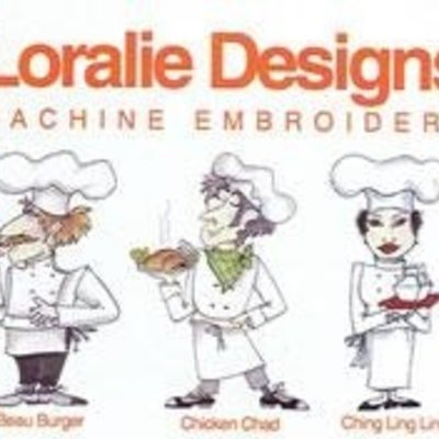 Fun Chefs Embroidery CD