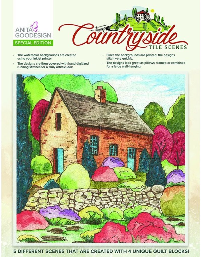 Countryside Tile Scenes Special Edition Design Pack
