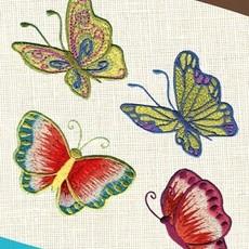 Butterflies Mini Design Pack