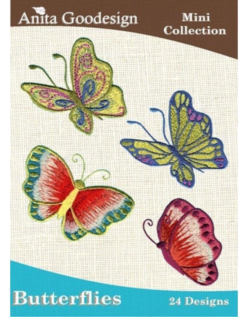 Butterflies Mini Design Pack