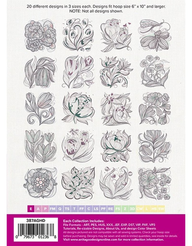 Wild and Etched Design Pack