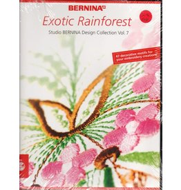 Exotic Rainforest CD
