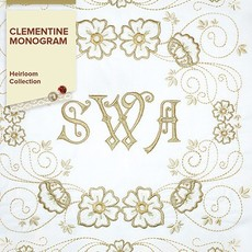 Clementine Monogram Design Pack