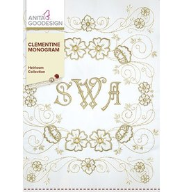 Clementine Monogram Design Pack