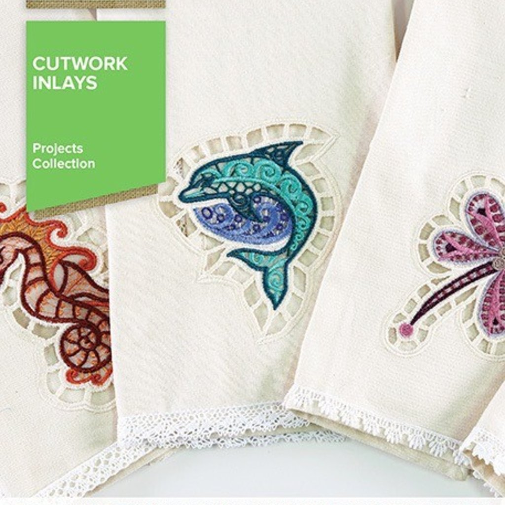 Cutwork Inlays Design Pack