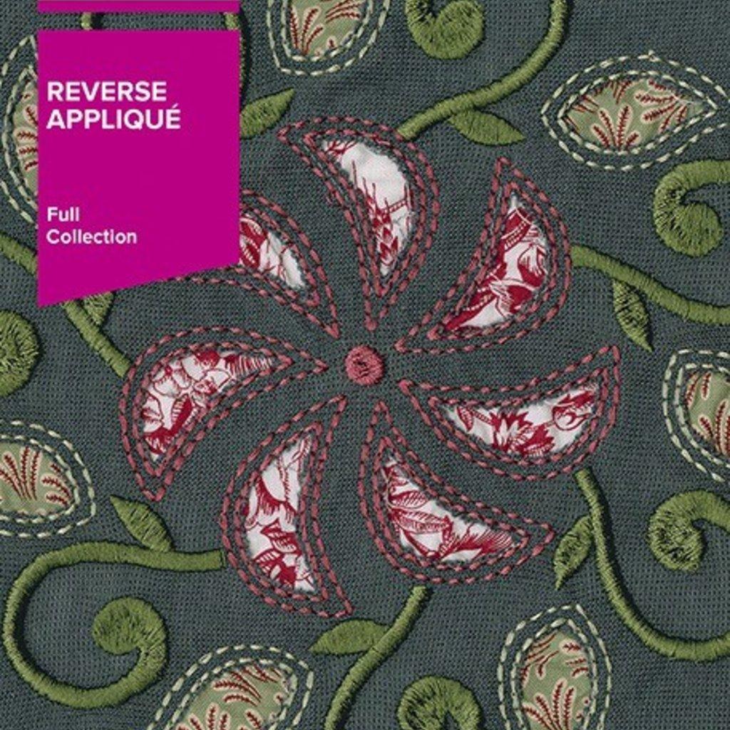 Reverse Applique Design Pack