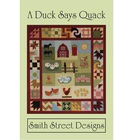 A Duck Says Quack Design Pack