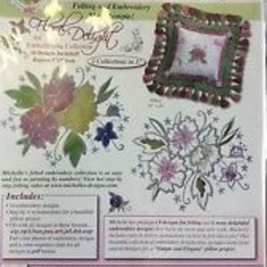 Floral Delight Design Pack