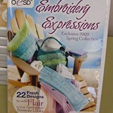 Embroidery Expressions Design Pack