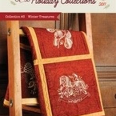 OESD Holiday Collections  #3 2011- Winter Treasures