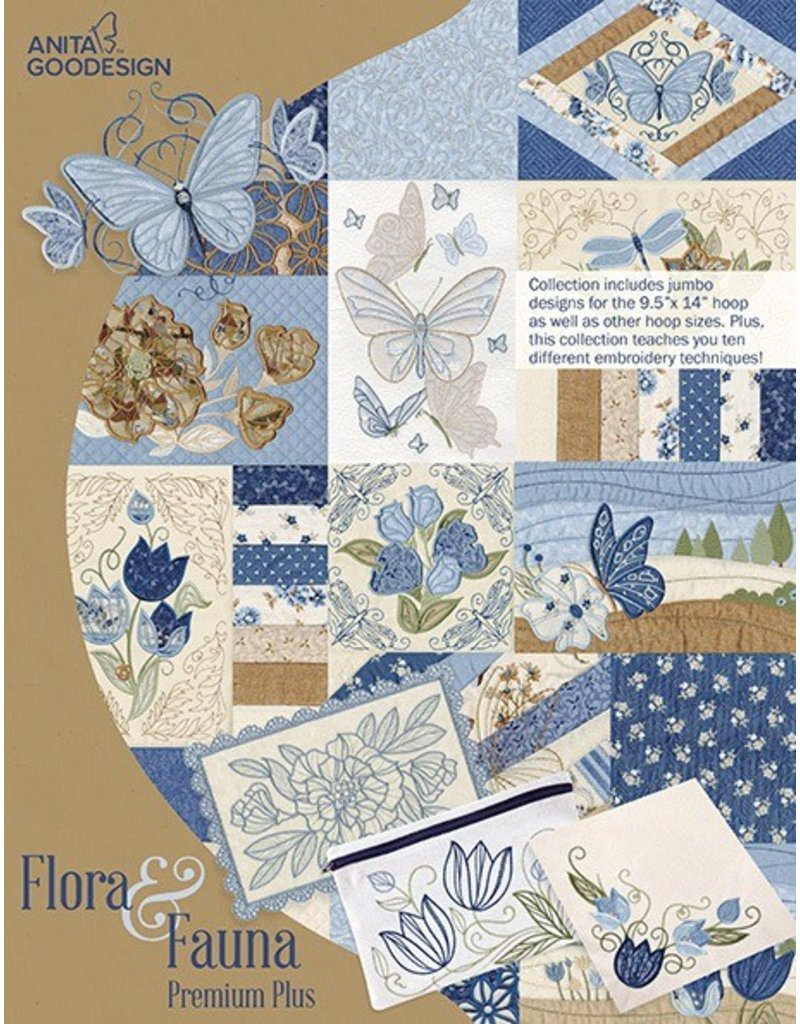 Flora & Fauna Premium Plus Design Pack