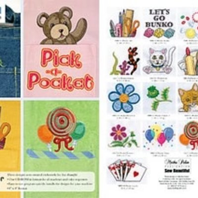 Pick-a-Pocket CD
