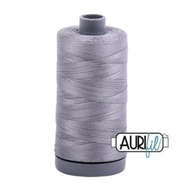 Aurifil 28 wt. Quilting Thread-2605 Gray