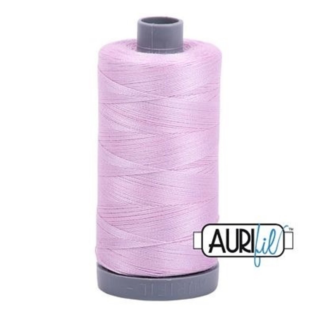 Aurifil 28 wt. Quilting Thread-2510 Light Lilac