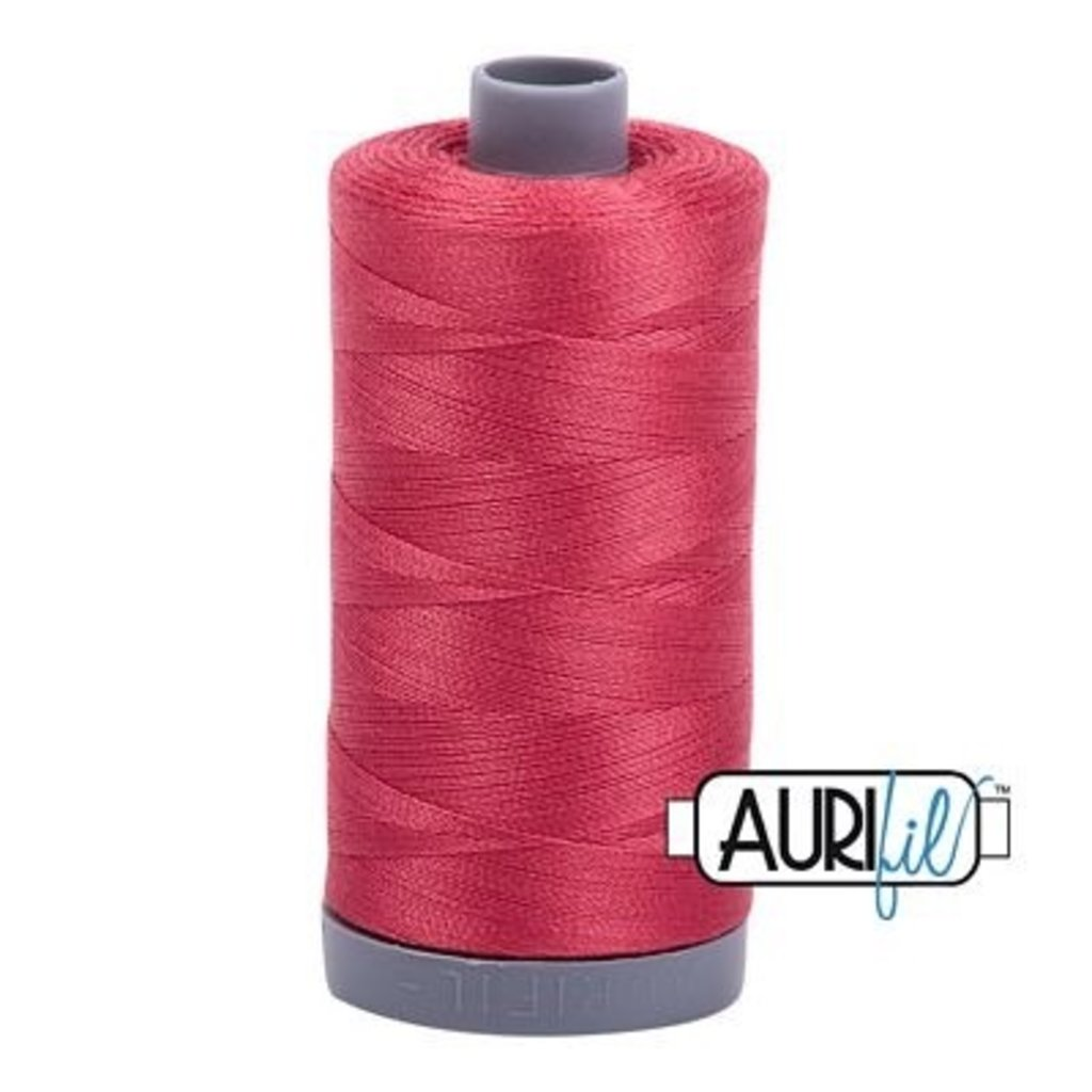 Aurifil 28 wt. Quilting Thread-2230 Medium Peony