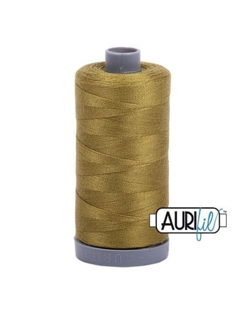 Aurifil 28 wt. Quilting Thread-2910 Medium Olive