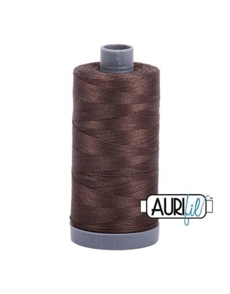 Aurifil 28 wt. Quilting Thread-1140 Bark