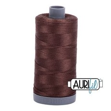 Aurifil 28 wt. Quilting Thread-1285 Medium Bark
