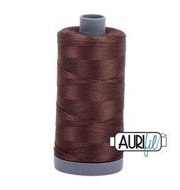 Aurifil 28 wt. Quilting Thread-1285 Medium Bark