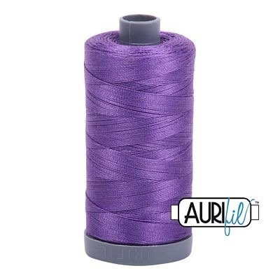 Aurifil 28 wt. Quilting Thread-1243 Dusty Lavender