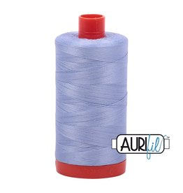 Aurifil 50 wt. Piecing Thread-2770 Very Light Delft