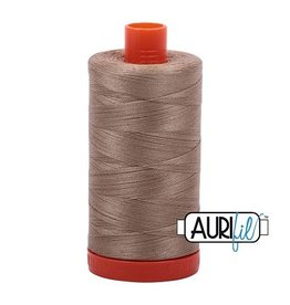 Aurifil 50 wt. Piecing Thread-2325 Linen
