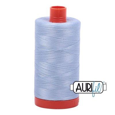 Aurifil 50 wt. Piecing Thread-2710 Light Robins Egg