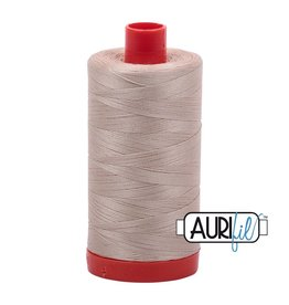Aurifil 50 wt. Piecing Thread-2312 Ermine