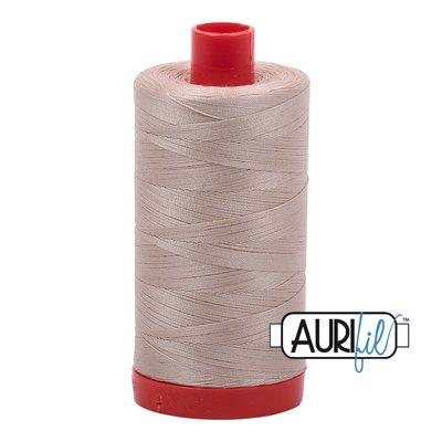 Aurifil 50 wt. Piecing Thread-2312 Ermine