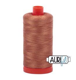 Aurifil 50 wt. Piecing Thread-2330 Light Chestnut