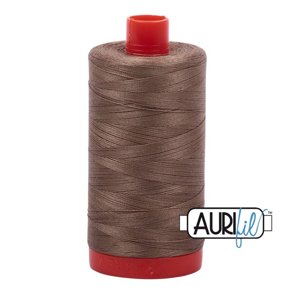 Aurifil 50 wt. Piecing Thread-2370 Sandstone