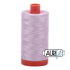 Aurifil 50 wt. Piecing Thread-2564 Pale Lilac