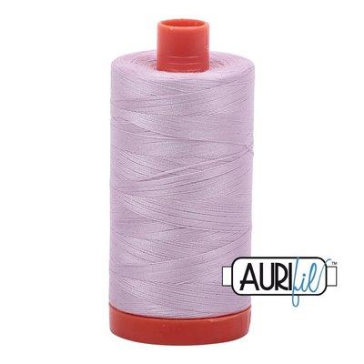 Aurifil 50 wt. Piecing Thread-2564 Pale Lilac