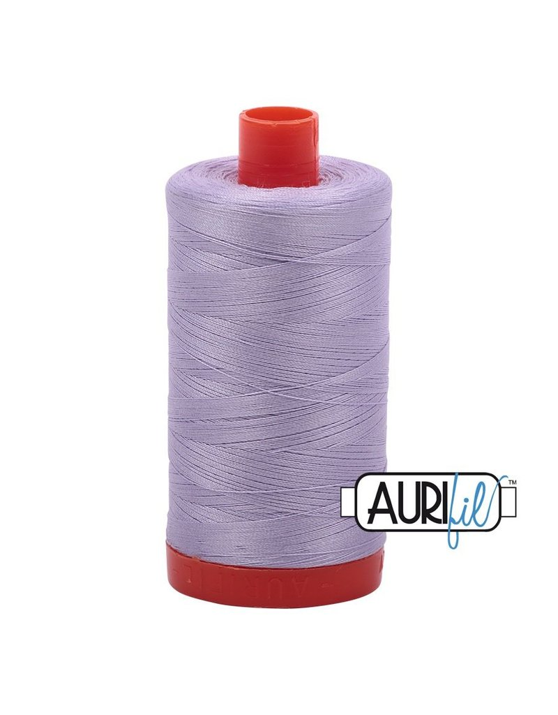 Aurifil 50 wt. Piecing Thread-2560 Azalea Pink