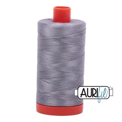 Aurifil 50 wt. Piecing Thread-2605 Gray