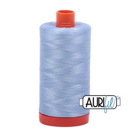 Aurifil 50 wt. Piecing Thread-2715 Robins Egg