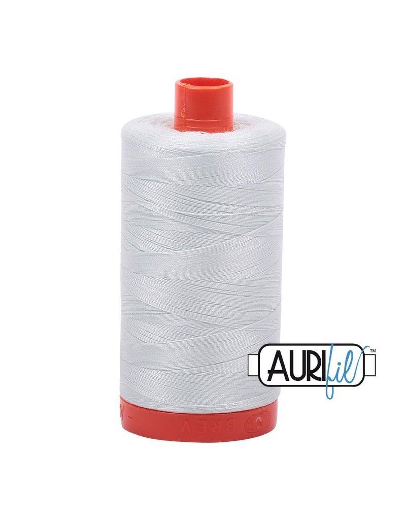 Aurifil 50 wt. Piecing Thread-2800 Mint Ice