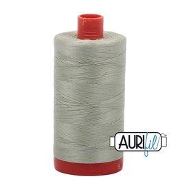 Aurifil 50 wt. Piecing Thread-2908 Spearmint