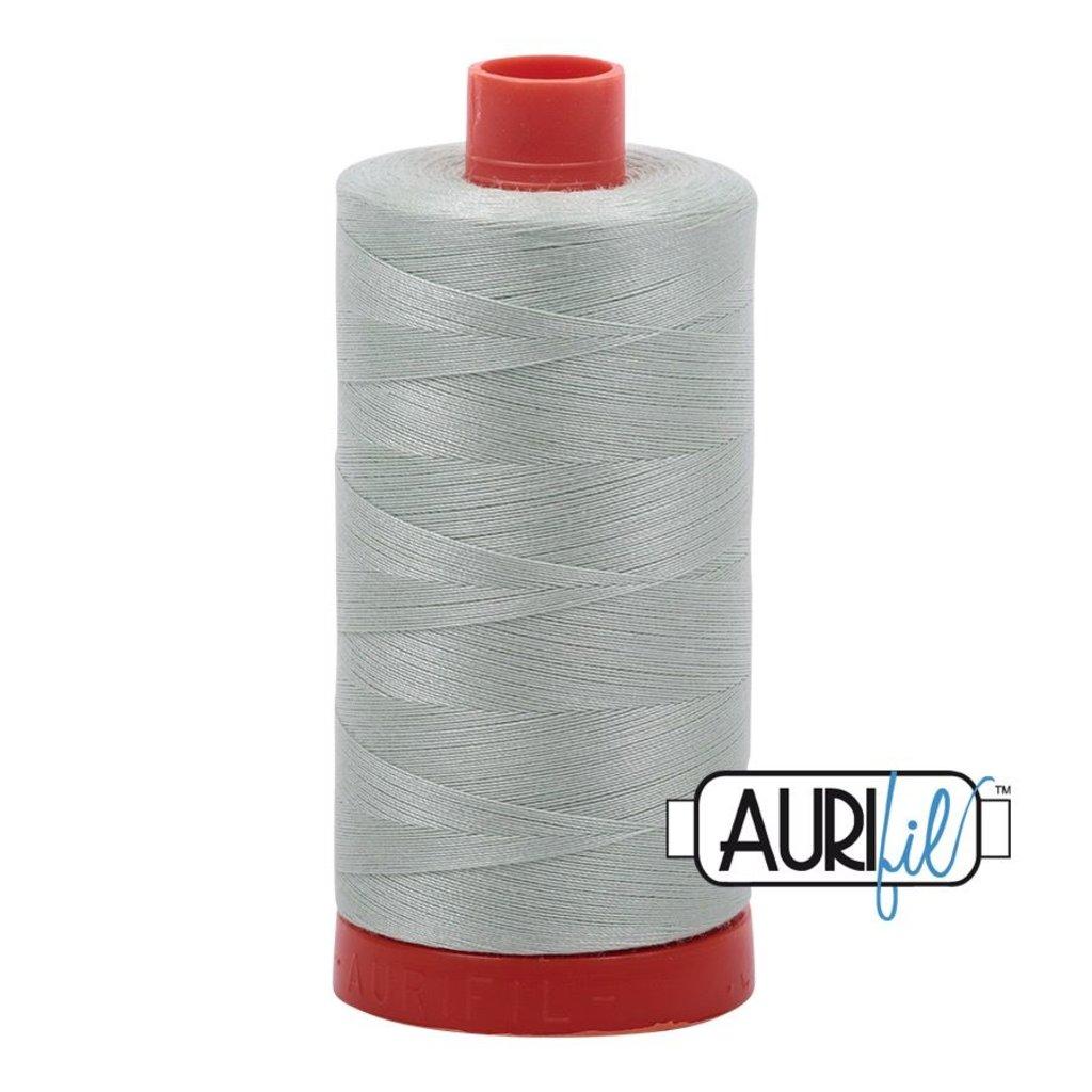 Aurifil 50 wt. Piecing Thread-2912 Platinum