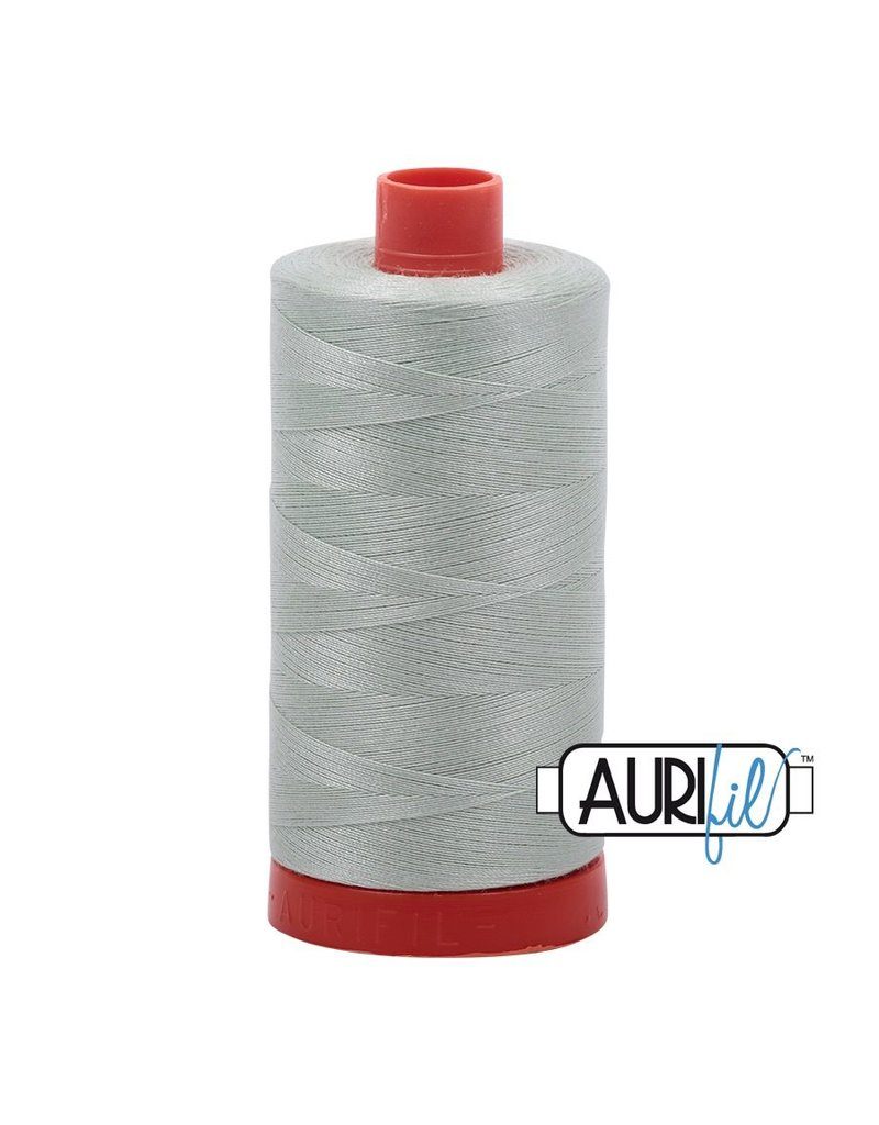 Aurifil 50 wt. Piecing Thread-2912 Platinum