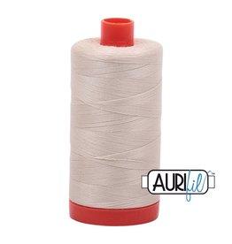 Aurifil 50 wt. Piecing Thread-2310 Tan