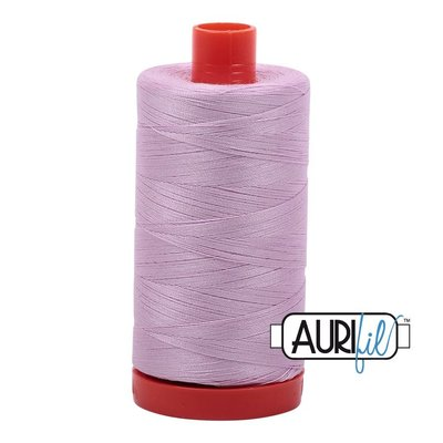 Aurifil 50 wt. Piecing Thread-2510 Light Lilac