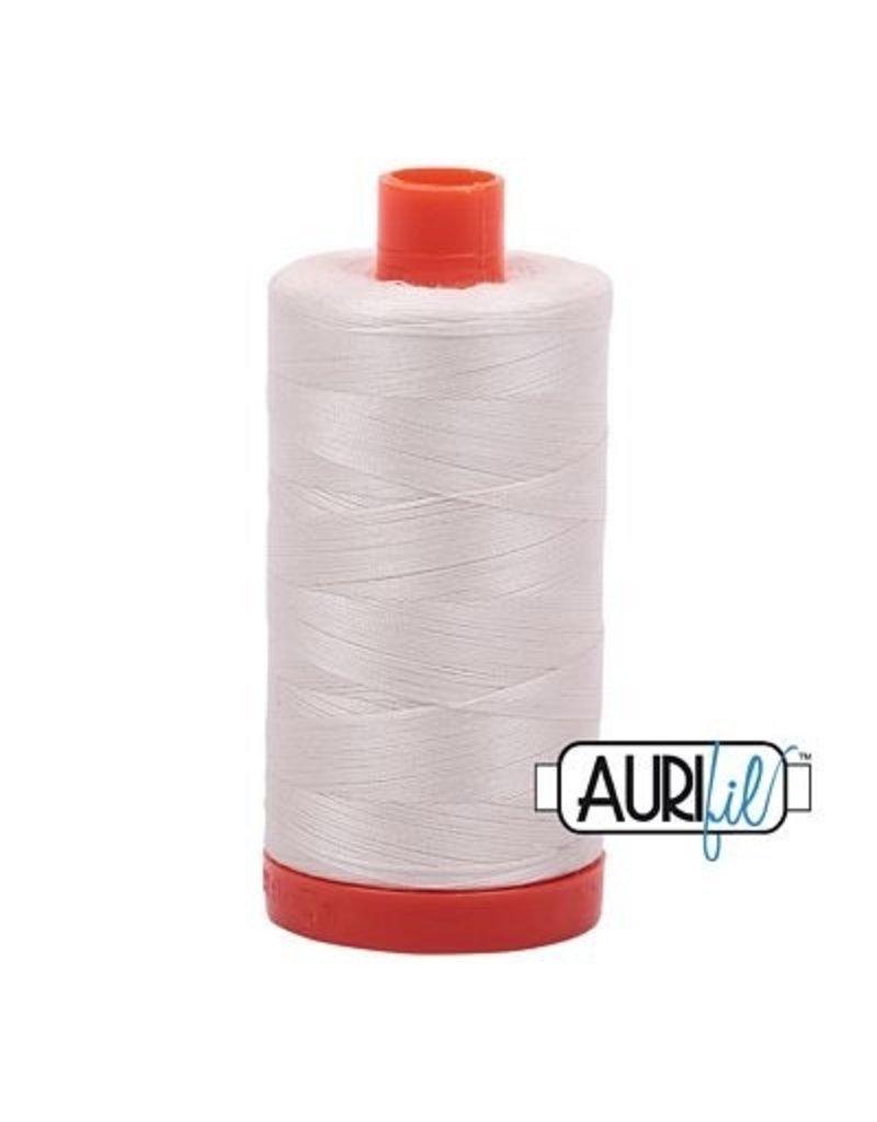 Aurifil 50 wt. Piecing Thread-2311 Muslin