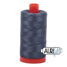 Aurifil 50 wt. Piecing Thread-1158 Medium Grey